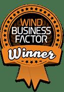 Wind Business Factor Winner