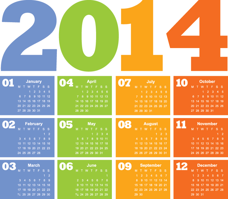 your guide to creating a social media calendar for 2014