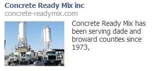BAD - Concrete