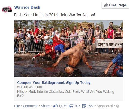 GOOD - Warrior Dash