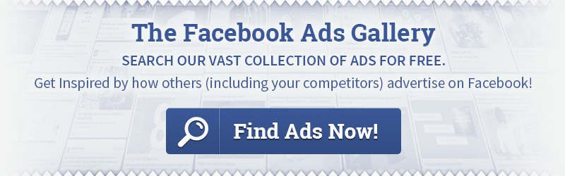 The Facebook Ads Examples