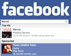 facebook sponsored results ads