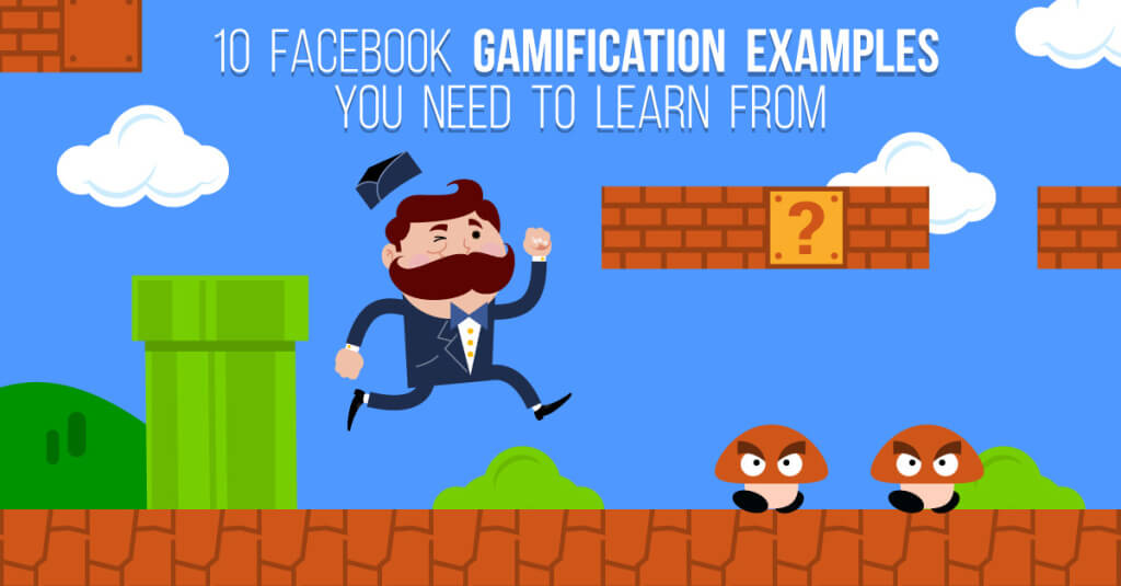 Facebook Gamificaiton Examples