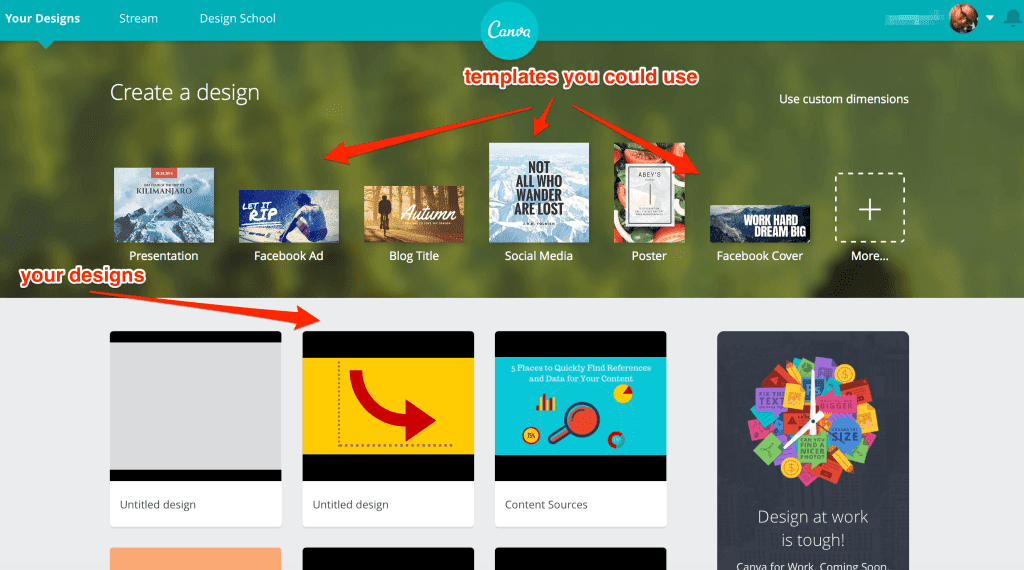 How To Create Stunning Facebook Ad Images With Canva