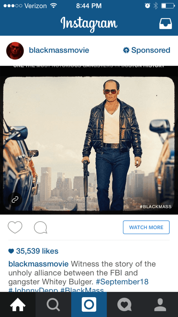 how to make a ad on instagram