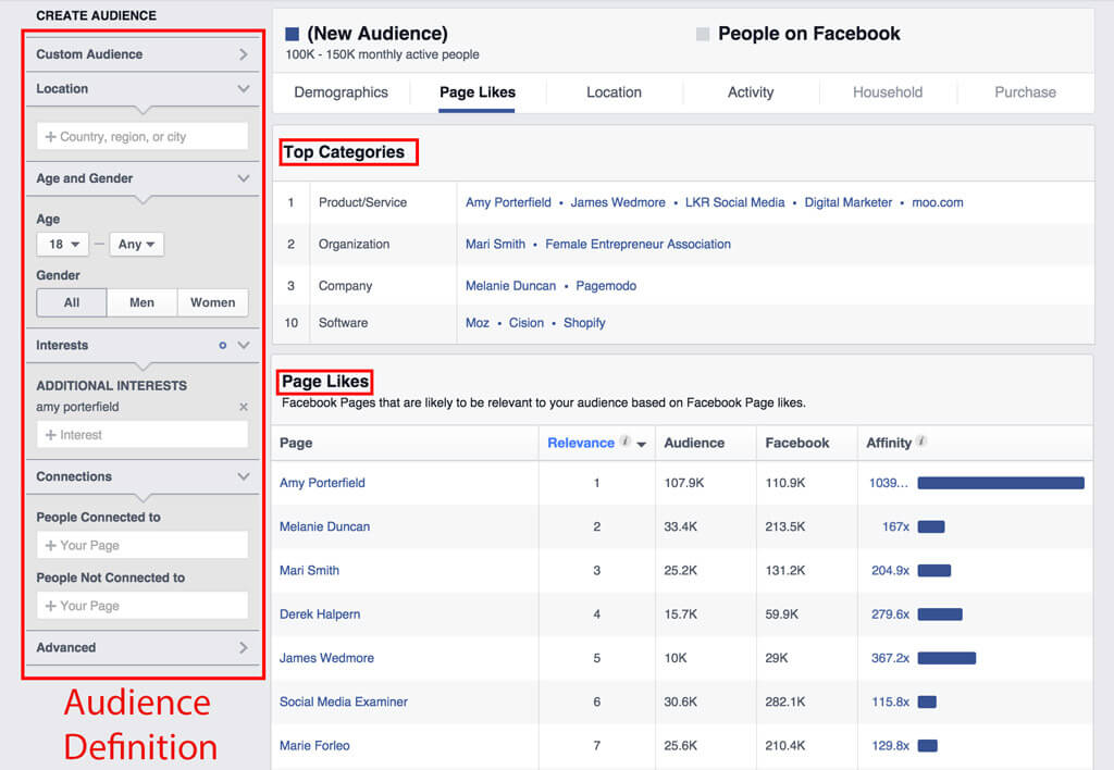 facebook-audience-insights-pages