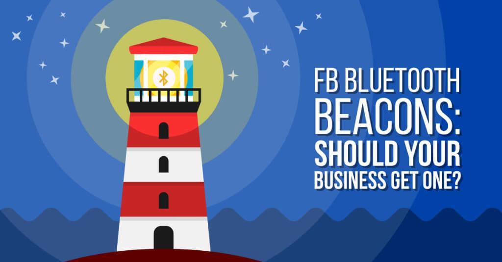 Facebook's Bluetooth Beacon