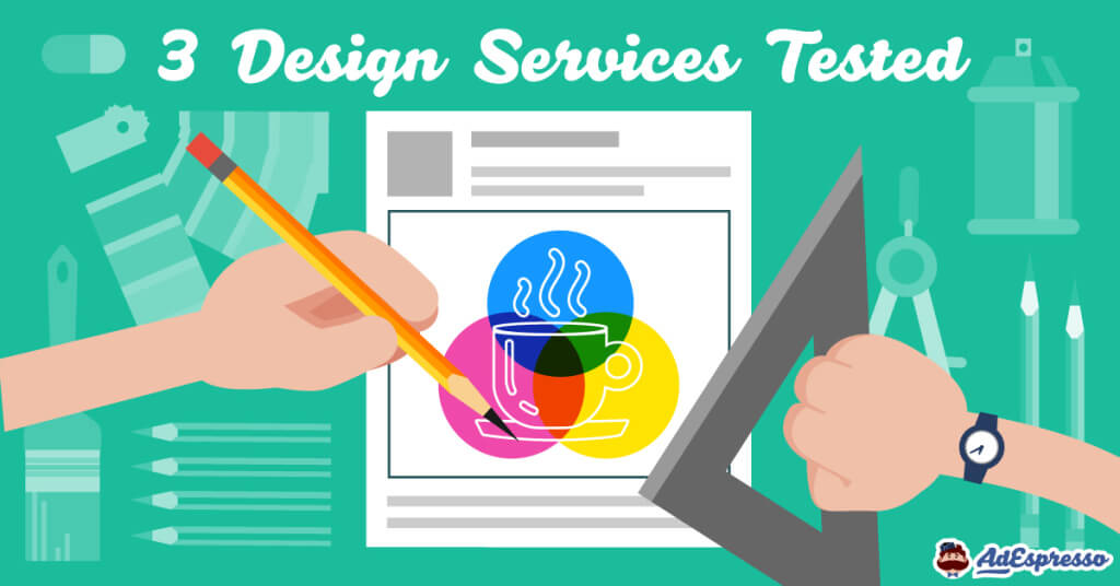 3 Design Services Tested