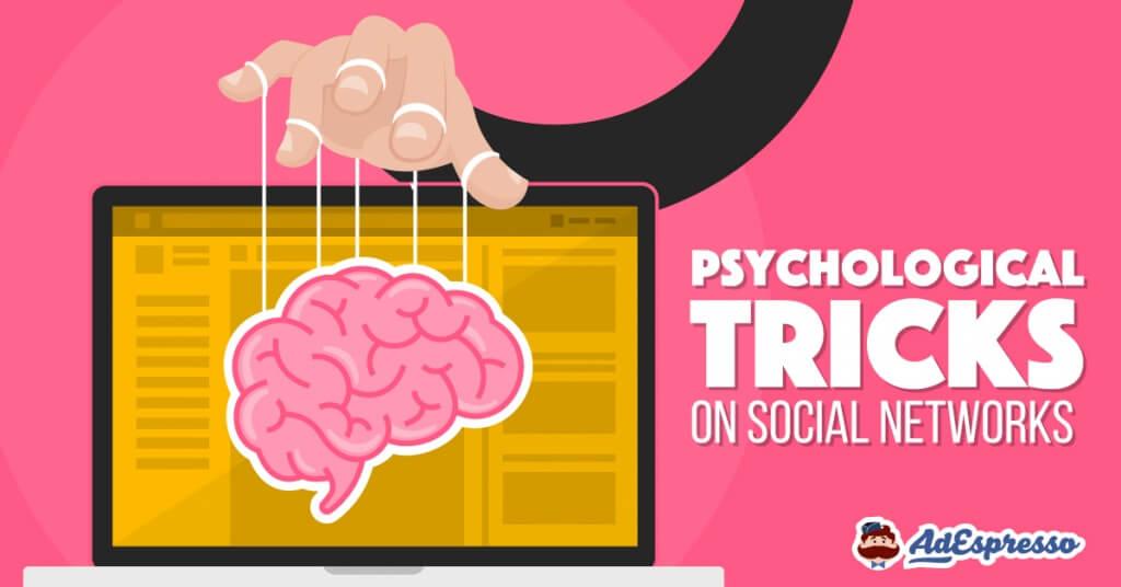 Psychological Tricks on Social Networks
