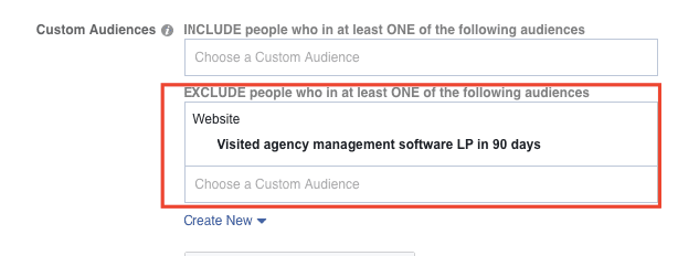 exclude-facebook-audiences