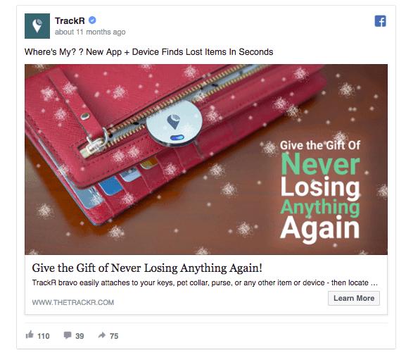 trackr-holiday-ad