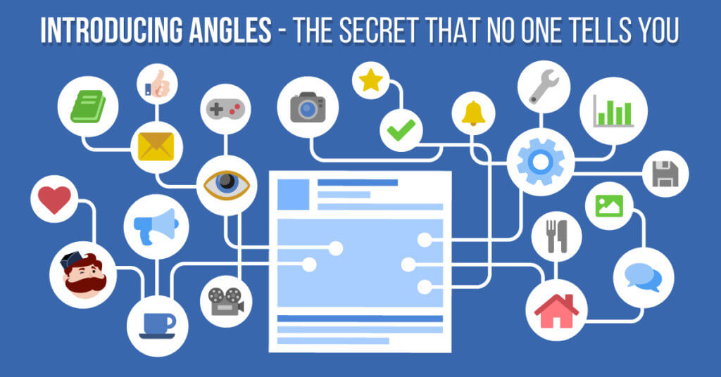 Introducing Angles - The Secret That Will Change Your Facebook Ads - Illustration