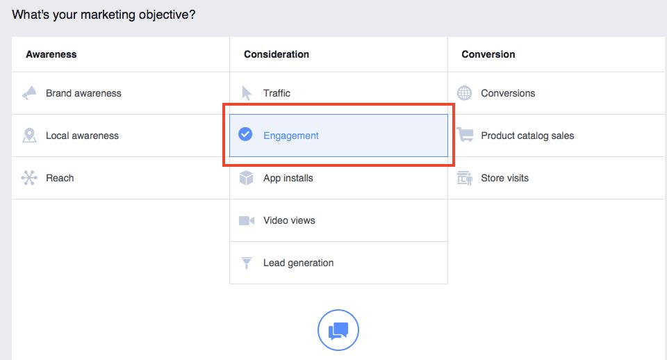 create facebook like campaign