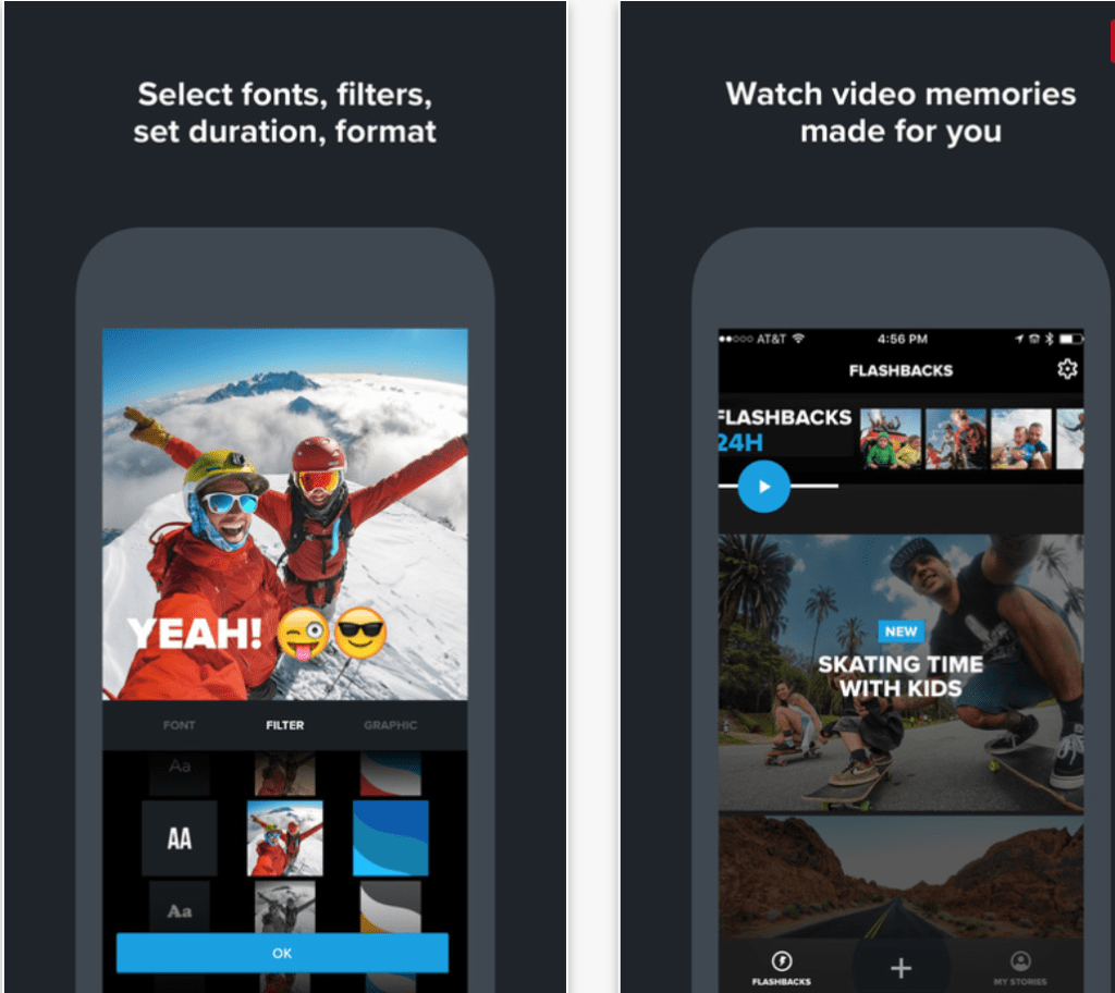 best video editing apps 2017