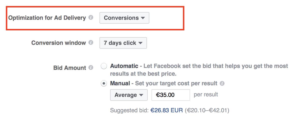 优化您的Facebook广告:竞价和预算