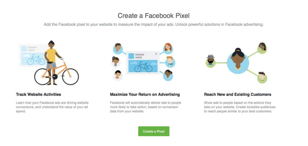 how to create a facebook conversion pixel
