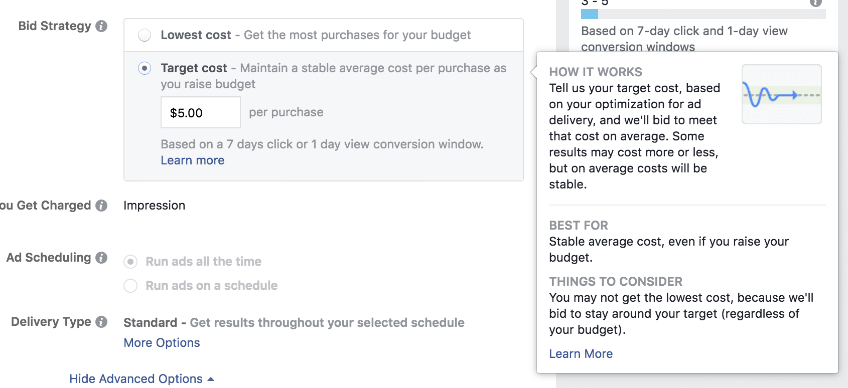 Why is Your Facebook Ads Not Delivering: Low bid