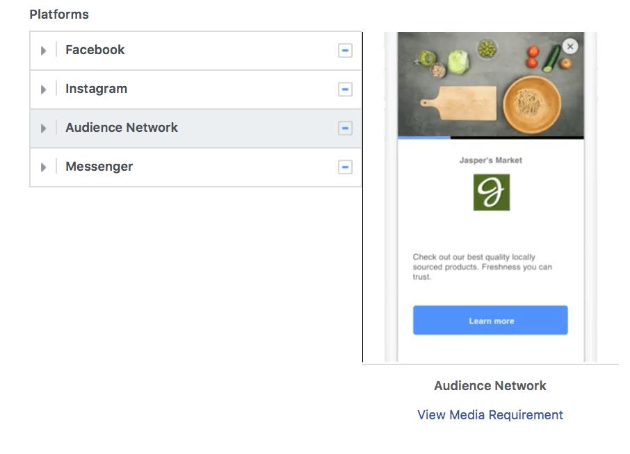 advertising platforms