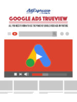 Google Ads campaign on YouTube with TrueView Factsheet