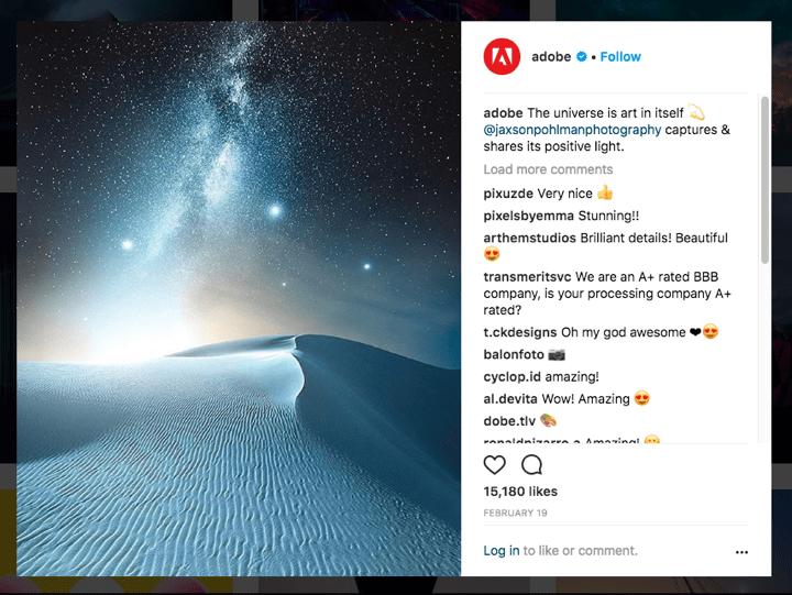 Instagram ads strategy - UGC