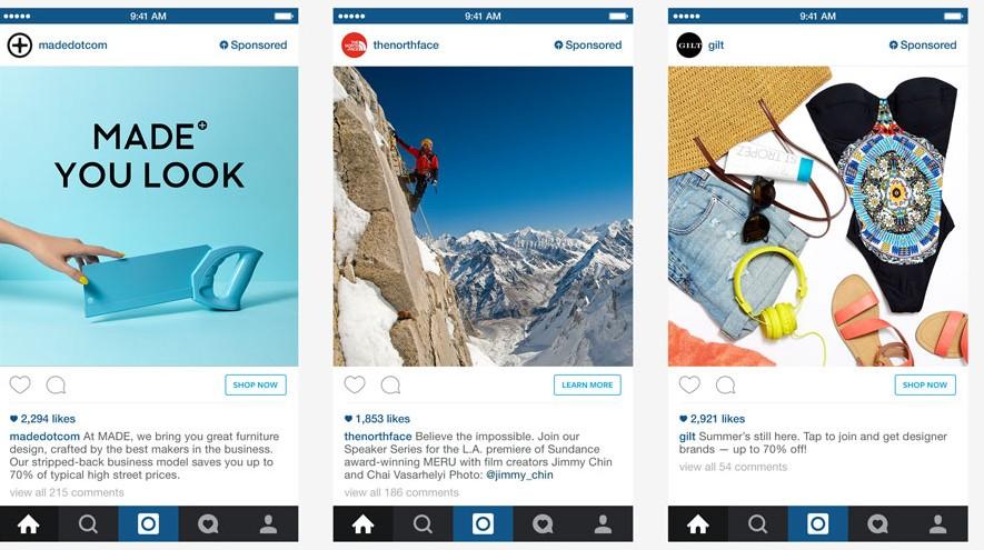 Instagram ads strategy - CTA
