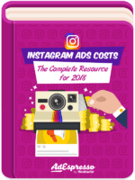Instagram Ads Cost 2018 Benchmarks