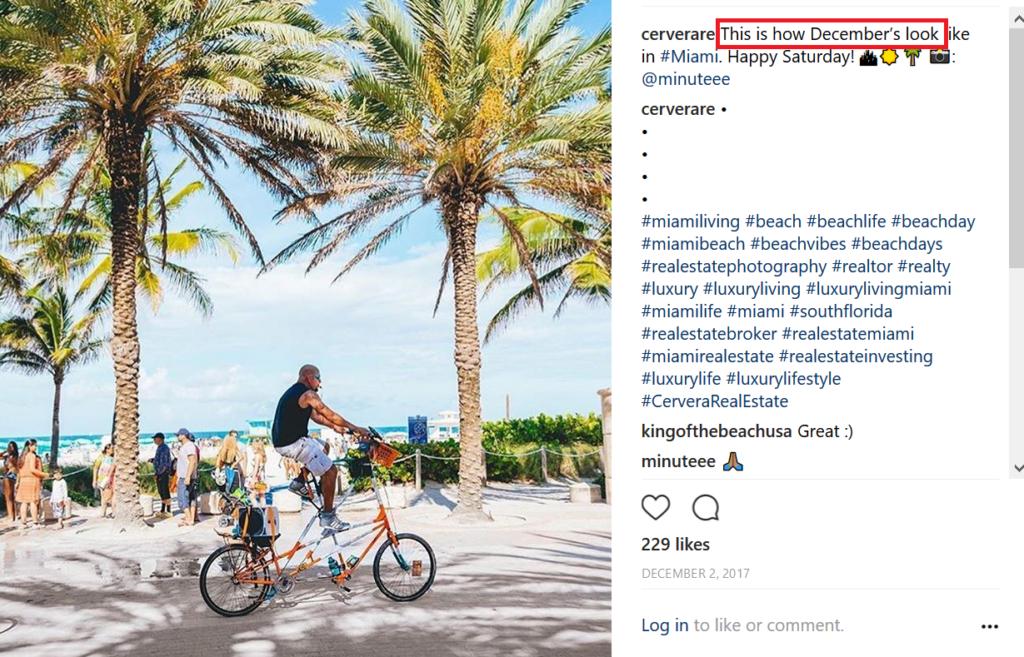 Instagram Real Estate Target Audience