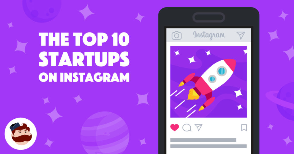 startups on instagram