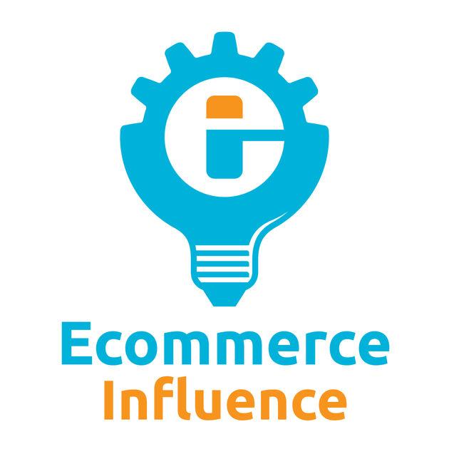 The Ecommerce Influence podcast logo.