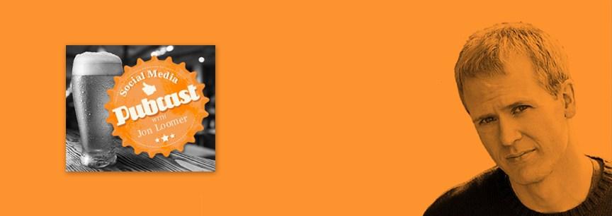 Jon Loomer's Social Media Pubcast logo.