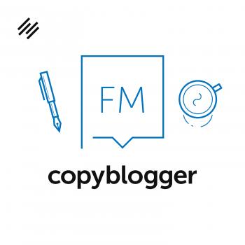 Rainmaker.FM's copyblogger podcast logo.