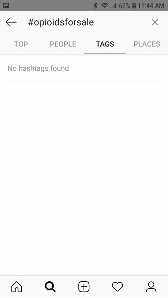 Insatagram hashtags banned tags