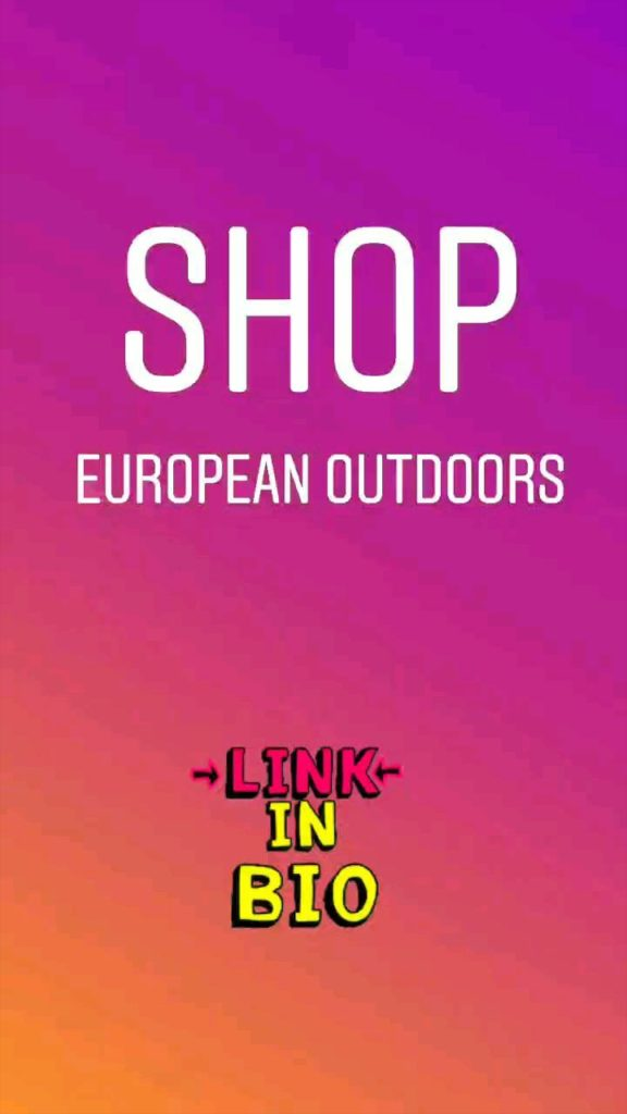 European Outdoors Instagrams Ads Mistakes