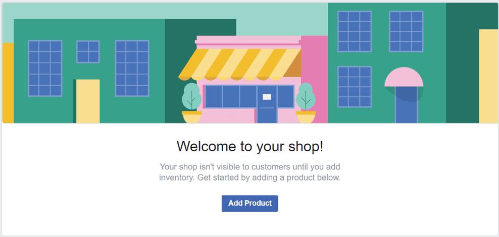 Facebook Shop Instagram ecommerce