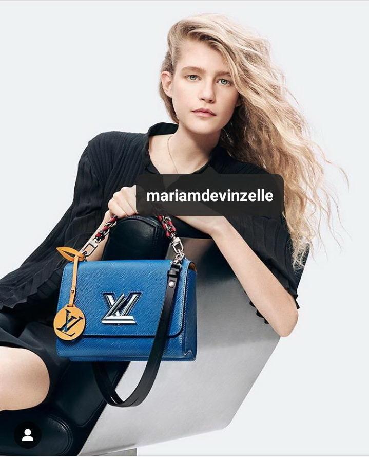 Louis Vuitton Instagram ecommerce