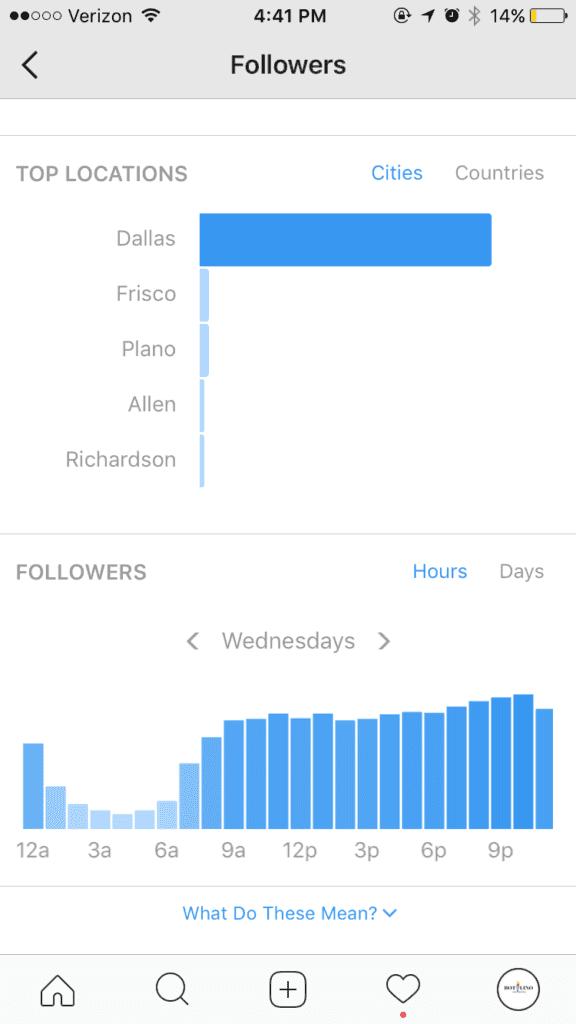 Instagram Follower Analytics