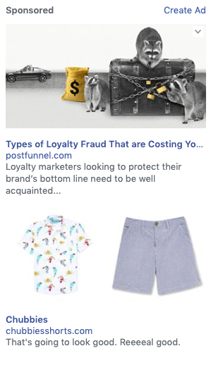 Right Column Facebook Ad Image Size