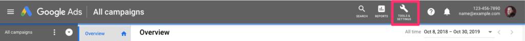 creating a google ads script