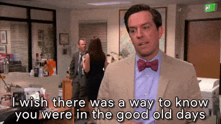 Gif from The Office