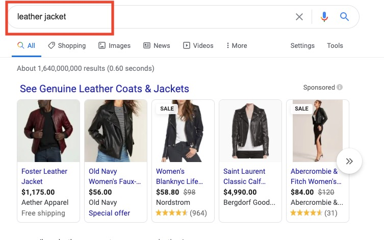"""google search """"leather jacket"""""""