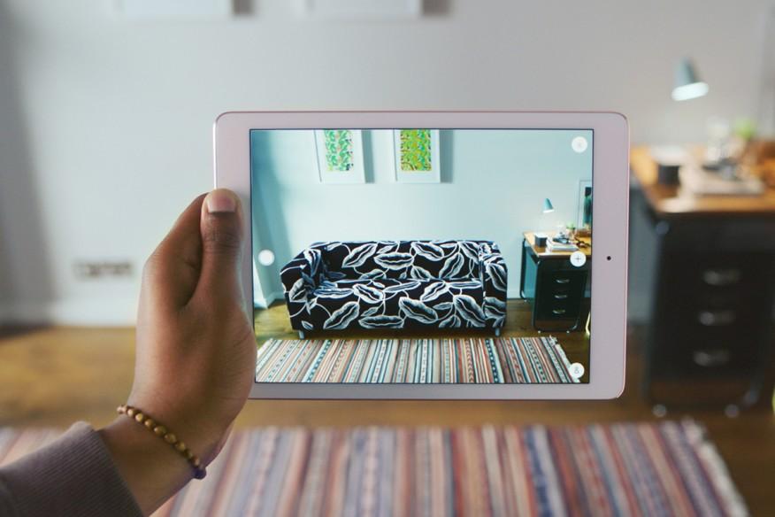 IKEA virtual reality marketing