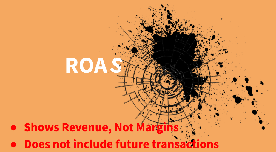 Google Ads Mistake - relying on ROAS