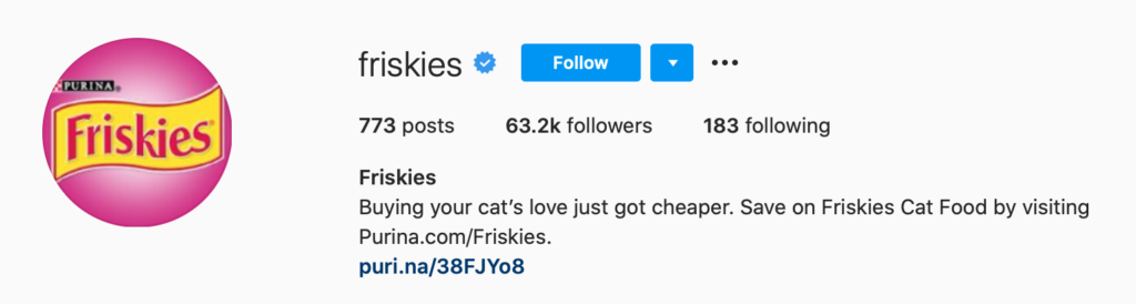 funny instagram bio.