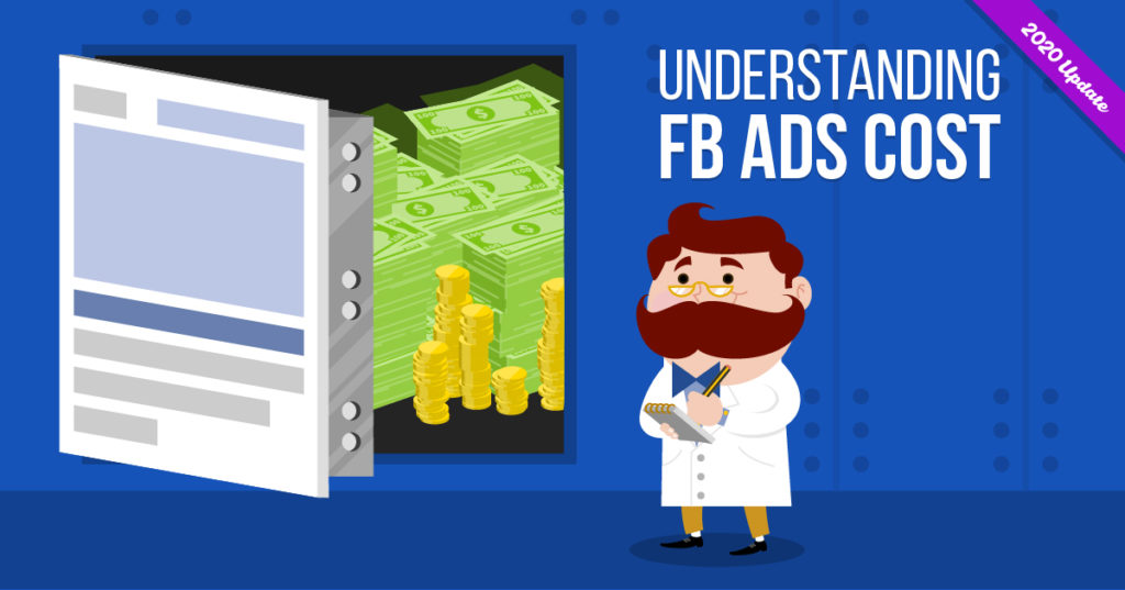 facebook ads cost 2020