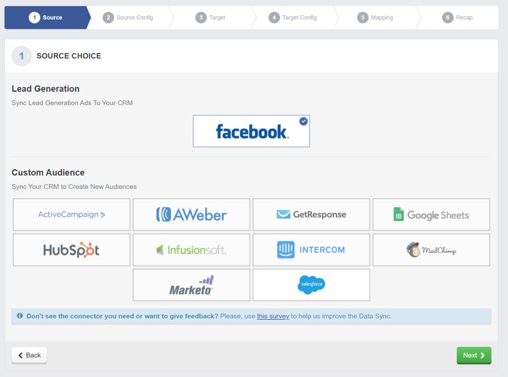 AdEspresso Lead Ads Testing Tool 3