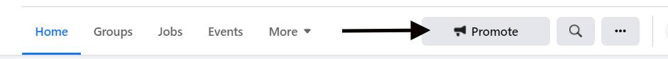 Configuração 1 do anúncio automatizado do Facebook