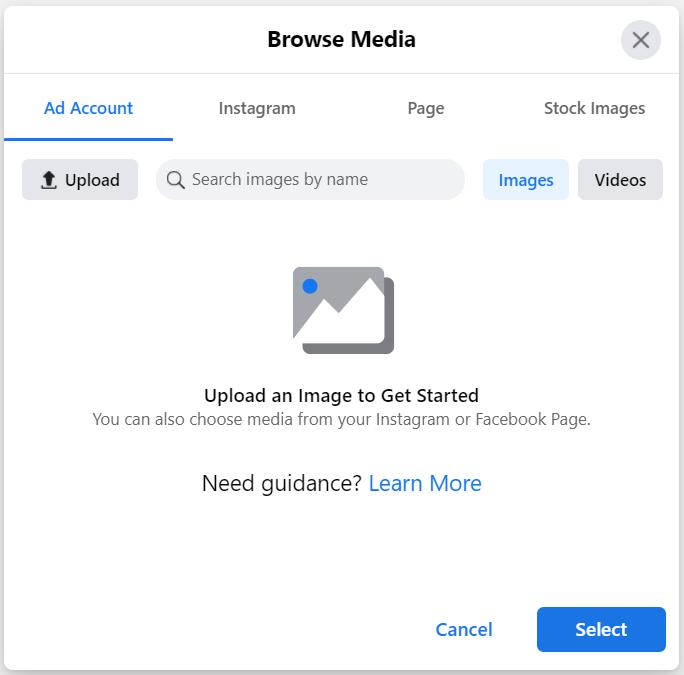 Configuração de anúncio automatizado do Facebook 12