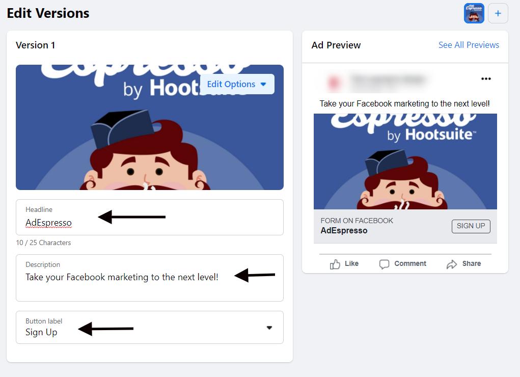 Facebook Automated Ad Setup 14